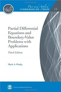 Download Partial Differential Equations and Boundary-value Problems With Applications (Pure and Applied Undergraduate Texts) eBook
