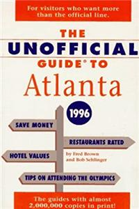 Download The Unofficial Guide to Atlanta 1996 (Frommer's Unofficial Guides) eBook