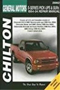 Download GM S-Series Pickups & SUVs 1994-2004 (Haynes Repair Manuals) eBook