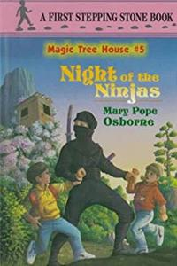 Download Magic Tree House #5: Night of the Ninjas (A Stepping Stone Book(TM)) eBook