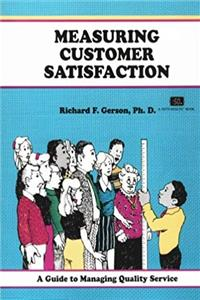 Download Measuring Customer Satisfaction (A Fifty-Minute Series Book) eBook