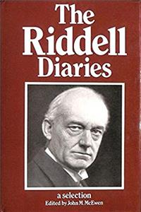 Download The Riddell Diaries, 1908-1923 eBook