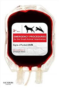 Download Emergency Procedures for the Small Animal Veterinarian eBook