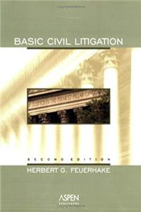 Download Basic Civil Litigation, 2nd Edition eBook