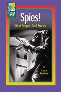 Download Spies!: Real People, Real Stories (High Five Reading - Green) eBook