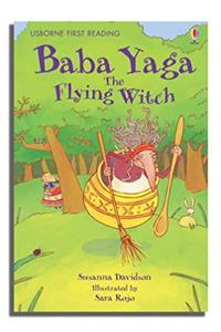 Download Baba Yaga the Flying Witch (First Reading) eBook