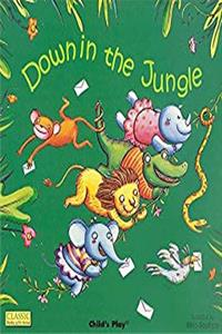 Download Down in the Jungle (Classic Books With Holes) eBook