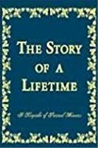 Download The Story of a Lifetime: A Keepsake of Personal Memoirs (Green) eBook