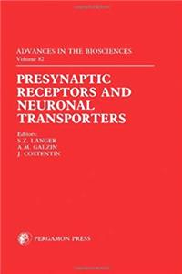 Download Presynaptic Receptors and Neuronal Transporters eBook