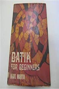 Download Batik for beginners eBook