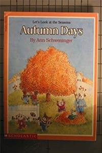 Download Autumn Days eBook