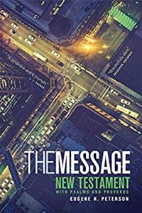 Download The Message: The Bible in Contemporary Language (New Testament with Psalms and Proverbs) eBook