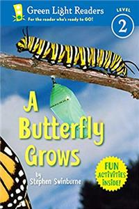 Download A Butterfly Grows (Green Light Readers Level 2) eBook