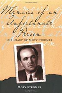Download Memoirs of an Unfortunate Person: The Diary of Moty Stromer eBook