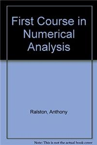 Download First Course in Numerical Analysis eBook