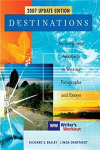 Download Destinations: An Integrated Approach to Writing Paragraphs and Essays, Updated Edition eBook