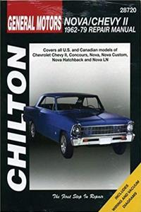 Download Chevrolet Nova and Chevy II, 1962-79 (Chilton Total Car Care Series Manuals) eBook