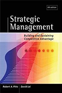 Download Strategic Management: Building and Sustaining Competitive Advantage eBook