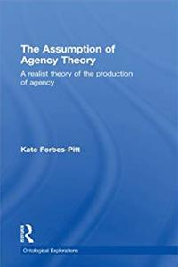 Download The Assumption of Agency Theory (Ontological Explorations) eBook