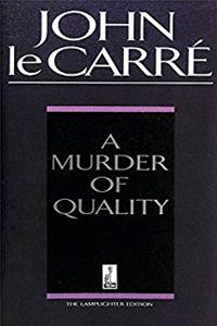 Download A murder of quality eBook
