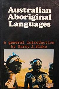 Download Australian aboriginal languages eBook