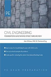 Download Civil Engineering: Foundations And Retaining Structures Review (Civil Engineering (Engineering Press)) eBook