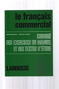 Download Francais: Commercial Corrige (French Edition) eBook