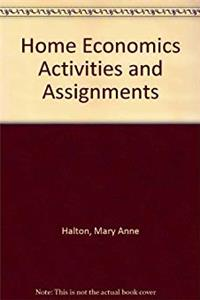 Download Home Economics Activities and Assignments eBook