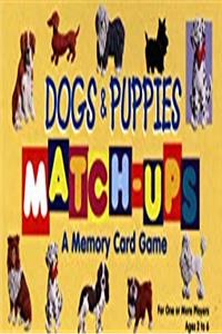 Download Dogs and Puppies (Match-ups) eBook