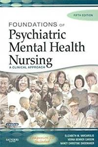 Download Foundations of Psychiatric Mental Health Nursing: A Clinical Approach eBook