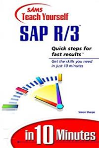 Download Sams Teach Yourself Sap R/3 in 10 Minutes eBook