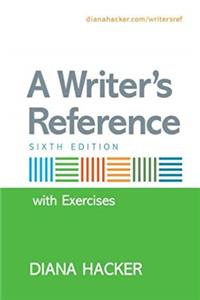 Download A Writer's Reference with Integrated Exercises eBook