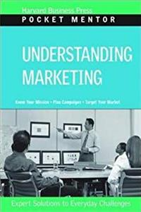 Download Understanding Marketing (Pocket Mentor) eBook