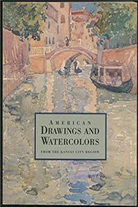 Download American Drawings and Watercolors from the Kansas City Region eBook