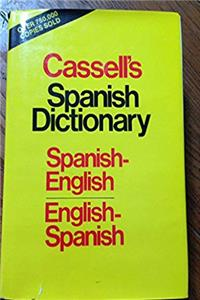 Download Cassell's Spanish dictionary: Spanish-English, English-Spanish (English and Spanish Edition) eBook