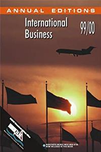 Download International Business 99/00 (International Business 1999-2000) eBook