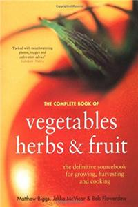 Download Complete Book Of Vegetables, Herbs And Fruits eBook