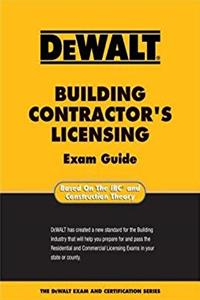 Download DEWALT Building Contractor's Licensing Exam Guide eBook