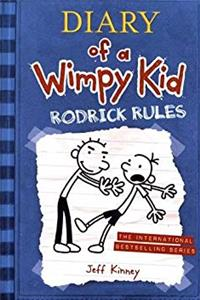 Download Diary of a Wimpy Kid 02. Rodrick Rules eBook