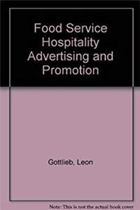 Download Food Service Hospitality Advertising and Promotion eBook