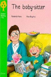 Download Oxford Reading Tree: Stage 2: More Stories: Baby-sitter (Oxford Reading Tree) eBook