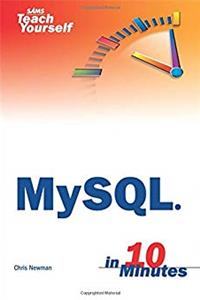 Download Sams Teach Yourself MySQL in 10 Minutes eBook
