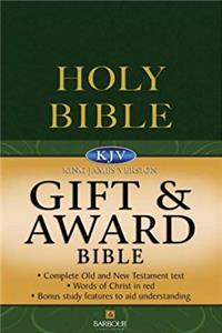 Download KJV Gift & Award Bible - Green (King James Bible) eBook
