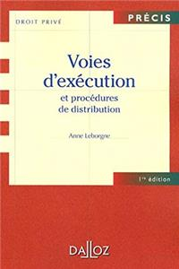 Download voies d'exécution eBook