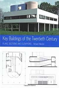 Download Key Buildings of the Twentieth Century: Plans, Sections and Elevations (Key Architecture Series) eBook
