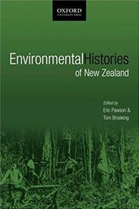 Download Environmental Histories of New Zealand eBook