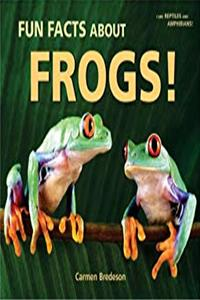 Download Fun Facts About Frogs! (I Like Reptiles and Amphibians!) eBook