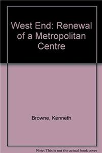 Download West End: Renewal of a Metropolitan Centre eBook