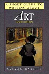 Download A Short Guide to Writing About Art (The Short Guide Series) eBook