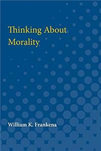 Download Thinking About Morality (Poets on Poetry (Hardcover)) eBook